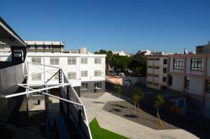 Vista patio FGH