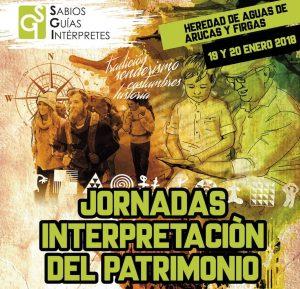 """I Jornadas Técnicas De Interpretación Del """"sabios Guías Intérpretes"""""""