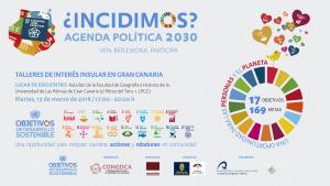 Taller: Interés insular en Gran Canaria