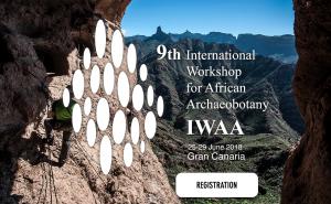 9º Congreso Internacional de Arqueobotánica Africana